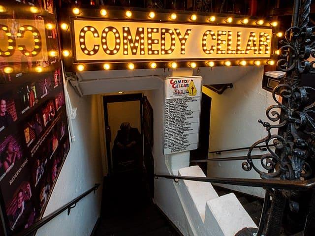 Comedy-Cellar