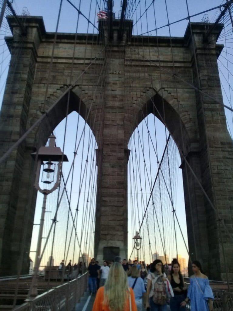 Le-Pont-de-Brooklyn