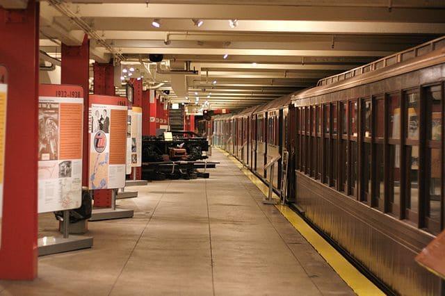 New-York-Transit-Museum