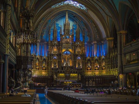 Basilique-Notre-Dame-de-Montreal