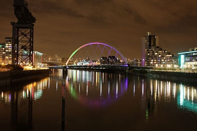 vie-nocturne-a-Glasgow