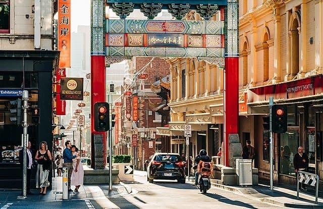 Chinatown-Melbourne