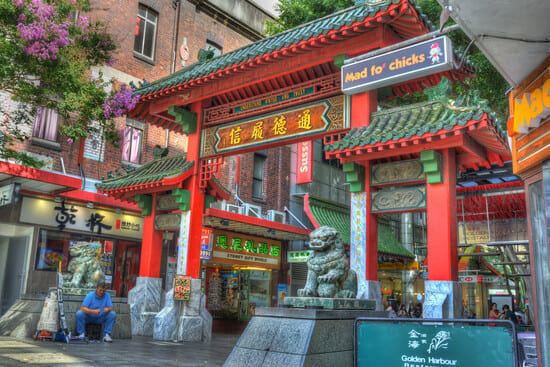 Chinatown-Sydney