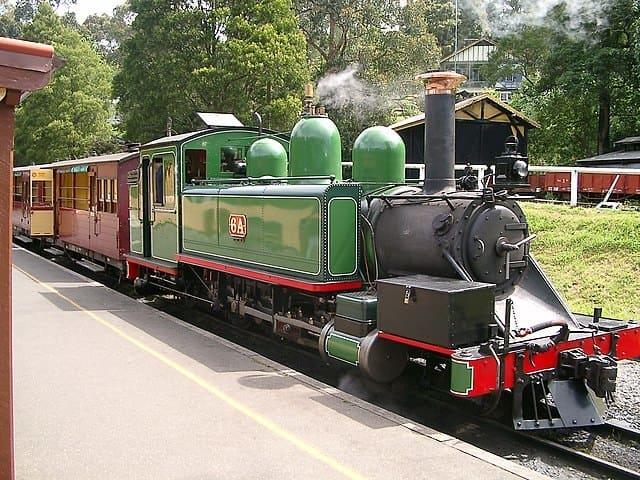 Puffing-Billy-Railway