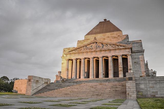 Shrine-of-Remembrance