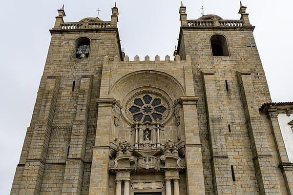 La-Cathedrale-de-Porto-Portugal