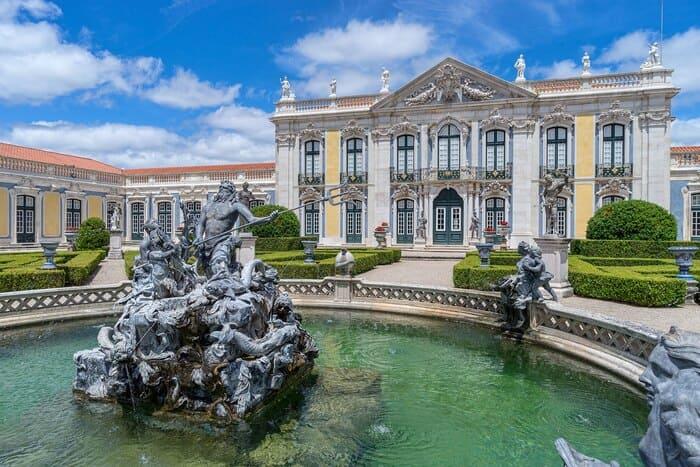 Palais-Royal-de-Queluz