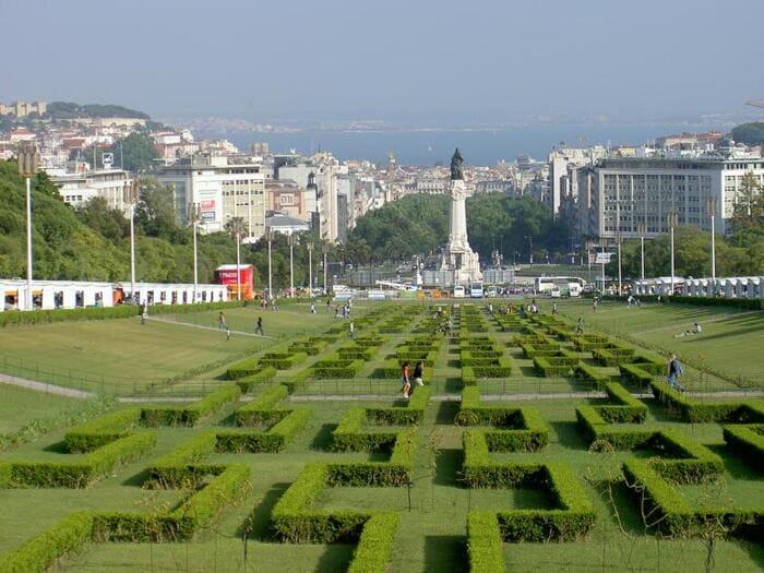 Parc-Eduardo-VII-Lisbonne