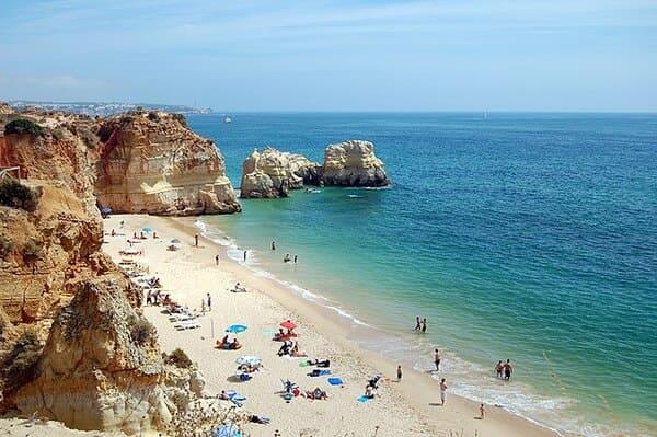 Praia-da-Rocha-Portugal