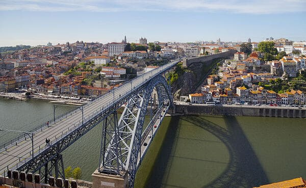 Le-Pont-Dom-Luis-Ier-Ponte-di-Luigi-I