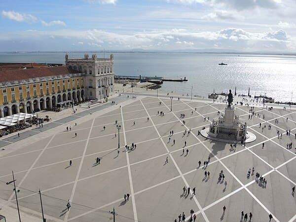 Praca-de-Comercio-Lisbonne-en-4-jours
