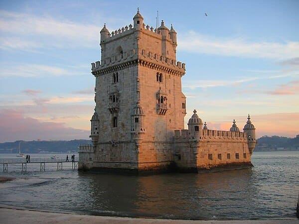 Tour-de-Belem-Lisbonne-en-4-jours