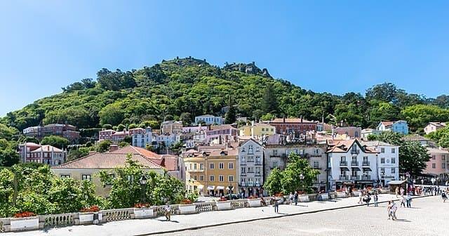 Escursione-a-Sintra-Lisbona